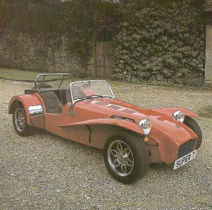 Caterham Super Seven 1600 GT